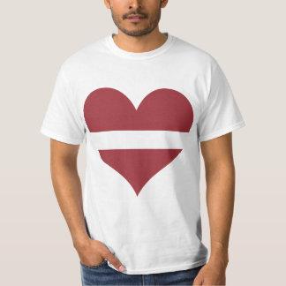 Buy Latvia Flag T-Shirt