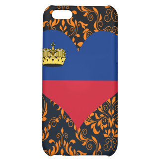 Buy Liechtenstein Flag iPhone 5C Case