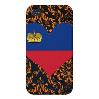 Buy Liechtenstein Flag iPhone 4 Cover