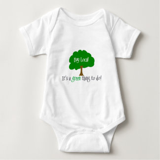 Buy Local Baby Bodysuit