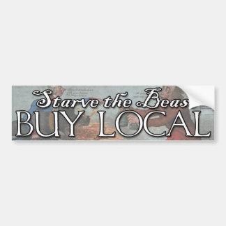 Buy Local! Bumper Stickers