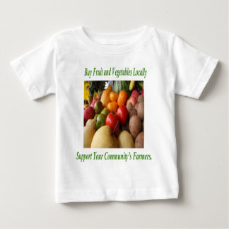 Buy Local Clothing. Baby T-Shirt