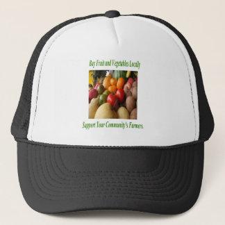 Buy Local Clothing. Trucker Hat