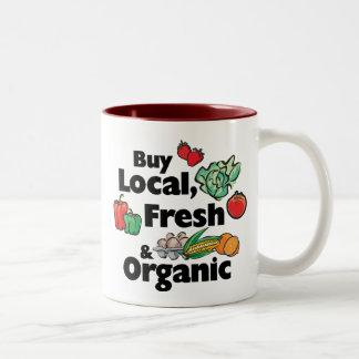 Buy Local, Fresh & Organic Mugs