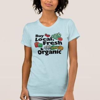 Buy Local, Fresh & Organic Tshirts