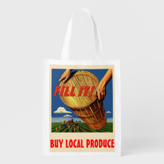 Buy Local Grocery Bags
