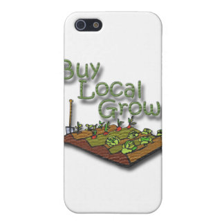 Buy Local Grown Produce Case For iPhone SE/5/5s