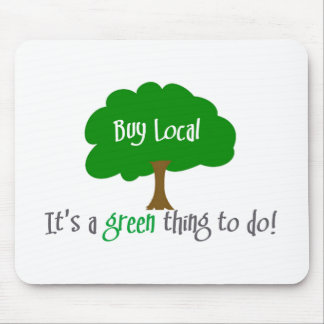 Buy Local Mouse Pad
