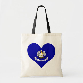 Buy Louisiana Flag Canvas Bags