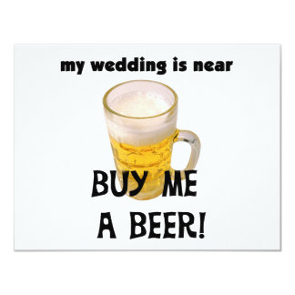 Buy Me a Beer Bachelor Party Tshirts and Gifts Card