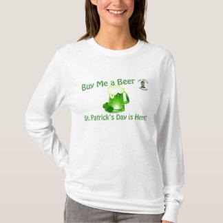 Buy Me a Beer Ladies T T-Shirt