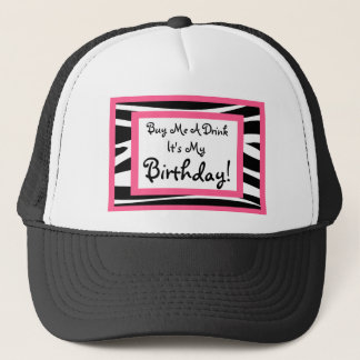 Buy Me A Birthday Drink Hat