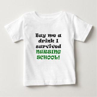 Buy me a Drink I survived Nursing School Shirt