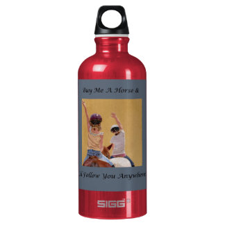 Buy Me A Horse! Liberty Water Bottle