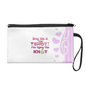 buy me a shot i'm tying the knot sayings quotes wristlet clutch