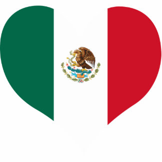 Buy Mexico Flag Cut Outs