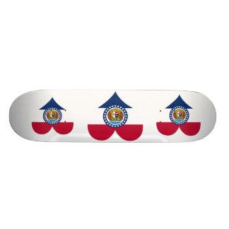 Buy Missouri Flag Skateboard Deck