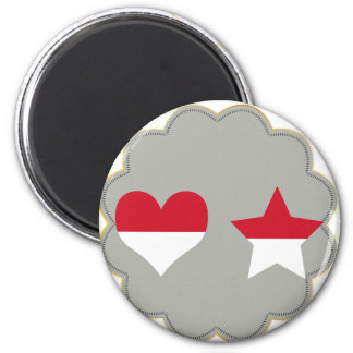 Buy Monaco Flag Magnets