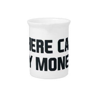 Buy Money Pitcher