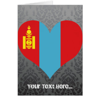 Buy Mongolia Flag Cards