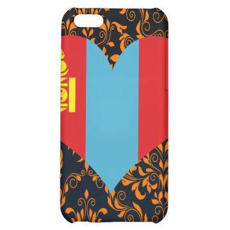 Buy Mongolia Flag iPhone 5C Covers