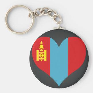 Buy Mongolia Flag Keychain