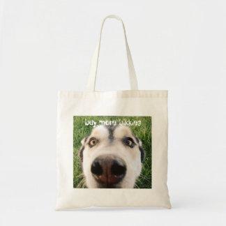 Buy more bikkies tote bag