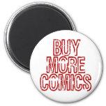 Buy More Comics Magnet