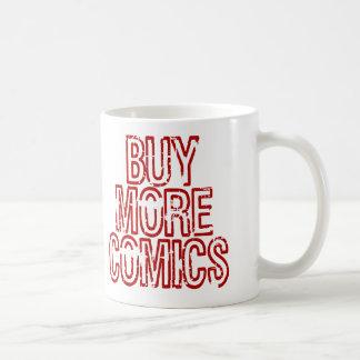 Buy More Comics Mug