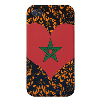Buy Morocco Flag Case For iPhone 4