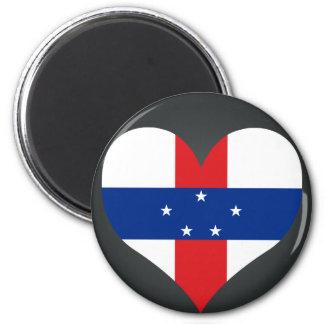 Buy Netherlands Antilles Flag Refrigerator Magnets