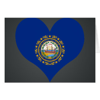 Buy New Hampshire Flag Cards