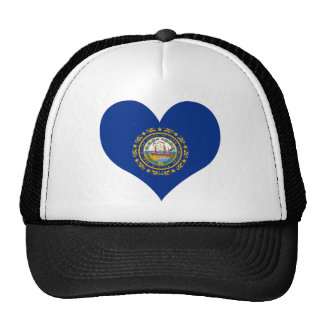 Buy New Hampshire Flag Hat