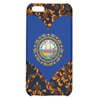 Buy New Hampshire Flag iPhone 5C Cover