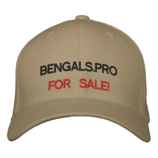 BUY NOW! Bengals.pro Embroidered Baseball Hat