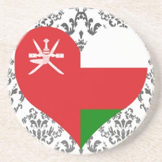 Buy Oman Flag Beverage Coaster