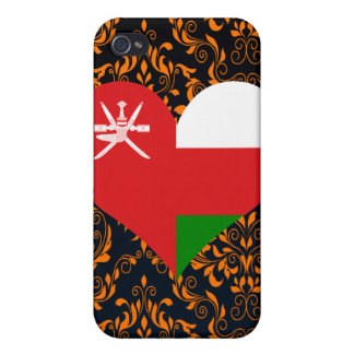 Buy Oman Flag iPhone 4/4S Covers