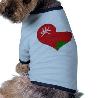 Buy Oman Flag Pet Tee