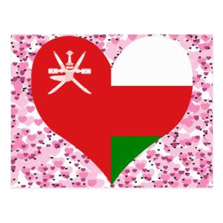 Buy Oman Flag Postcard