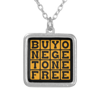 Buy One Get One Free Pregnant With Twins Pendant