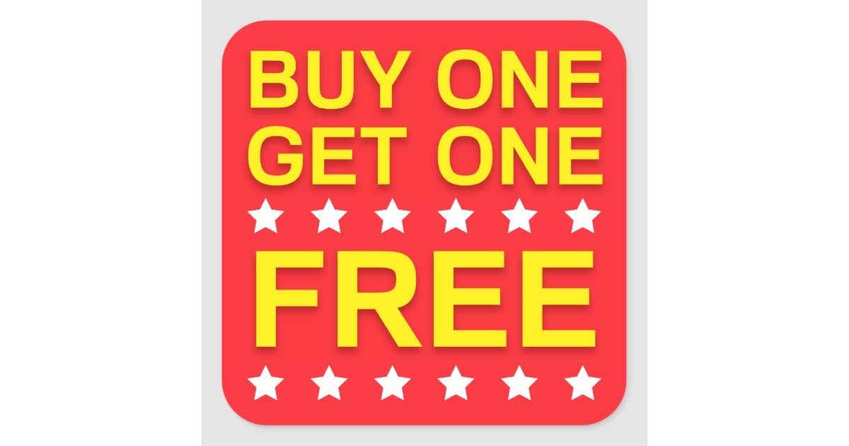 Buy one get one free dresses