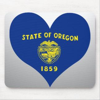 Buy Oregon Flag Mouse Pad