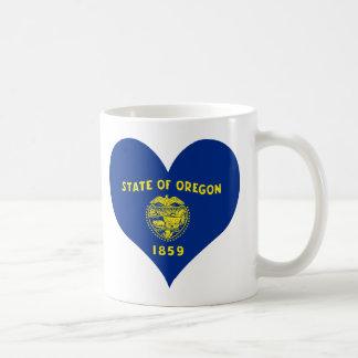 Buy Oregon Flag Coffee Mugs