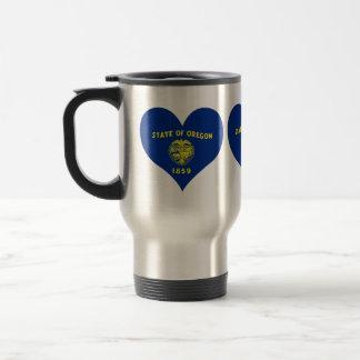 Buy Oregon Flag 15 Oz Stainless Steel Travel Mug