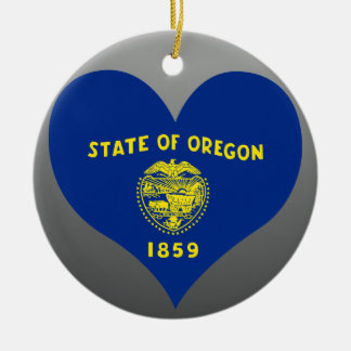 Buy Oregon Flag Ornament