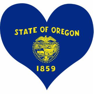 Buy Oregon Flag Photo Cut Outs