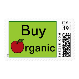 Buy Organic Postage