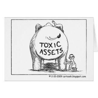 Buy Out Toxic Assets Card