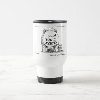 Buy Out Toxic Assets Travel Mug