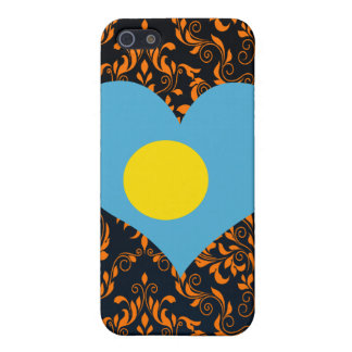 Buy Palau Flag Cases For iPhone 5